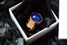 What I'm Loving: Yves Saint Laurent Arty Oval Ring