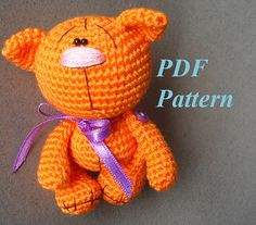 Hey, I found this really awesome Etsy listing at https://www.etsy.com/listing/241100785/amigurumi-crochet-kitten-pattern-pdf