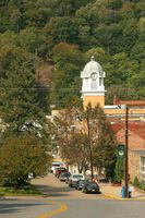 Berkeley Springs, the county seat of Morgan County, was originally called Bath, after the English resort city of the same name, but in the early 1800s the post office name was changed to Berkeley Springs. The town in the Eastern Panhandle of West Virginia still answers to both names, however, and the official name remains Bath