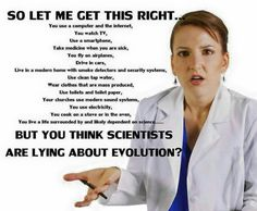To the morons that believe in the creation, and other, fantasies! Hypocrites much?!