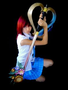 Kairi [Kingdom Hearts II]
