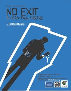 No Exit by Jean-Paul Sartre | 32 Plays You Need To Read Before You Die