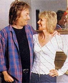 Chris Norman & Linda ( his wife ) Mike Craft, Rock Chick, Teenager, Norman, Dom, Relationship, Style, Fashion, Celebrities