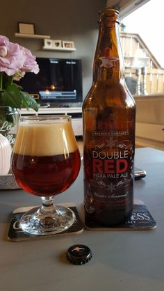 Double Red IPA - Winter Seasonal - AleSmith Brewing Company