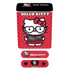 Geeky Hello Kitty
