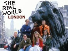 The Real World MTV / London