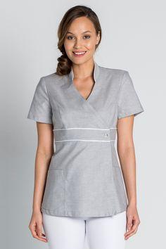 Healthcare Uniforms, Staff Uniforms, Medical Uniforms, Spa Uniform, Scrubs Uniform, Moda Fashion, Womens Fashion, Scrubs Outfit, Medical Scrubs