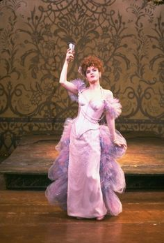 The witch from Into the Woods (played here by Bernadette Peters)