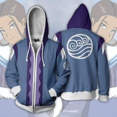 The letter jacket of the water tribe