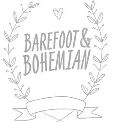 Barefoot & Bohemian Wedding! Are you a barefoot bride? We love boho weddings at http://www.bluefizzevents.co.uk/