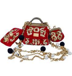 DOLCE-GABBANA-MISS-SICILY-Baroque-Gold-Embroidery-Handbag-Bag-Purse-Red-03340 http://rover.ebay.com/rover/1/711-53200-19255-0/1?icep_ff3=2&pub=5575119595&toolid=10001&campid=5337664594&customid=&icep_item=171706424880&ipn=psmain&icep_vectorid=229466&kwid=902099&mtid=824&kw=lg