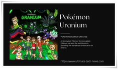 If you are a genuinely ardent fan of the Poke-verse, you will surely try this one out. So this is all about Pokemon Uranium Perfect Image, Perfect Photo, Love Photos, Cool Pictures, Gym Badges, Powerful Pokemon, Pokemon Champions, Gym Leaders, New Pokemon