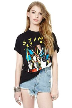 Sting Forever Tee