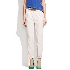 really like the pleating on these seersucker pants http://www.madewell.com/madewell_category/PANTSSHORTS/pants/PRDOVR~75399/75399.jsp