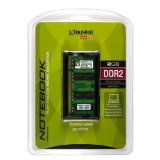 Kingston ValueRAM 2 GB 667MHz DDR2 Non-ECC CL5 SODIMM Notebook Memory (Personal Computers)By Kingston