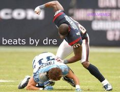 Andre Johnson beating the crap out of Courtland Finnegan. Now that was a great day.