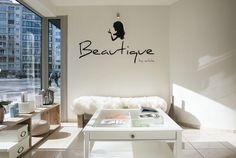 Logo design for Beautique -Studio19.09