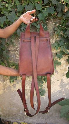Burnt Sienna Bobbie, Chiaroscuro, India, Pure Leather, Handbag, Bag, Workshop Made, Leather, Bags, Handmade, Artisanal, Leather Work, Leather Workshop, Fashion, Women's Fashion, Women's Accessories, Accessories, Handcrafted, Made In India, Chiaroscuro Bags - 4