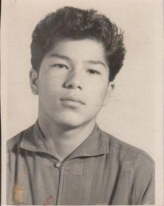 Uncle Ronnie Portrait