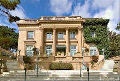 $21,000,000 Neoclassical Estate in San Francisco, California