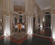 Detente Hotel Marrakech Es Saadi #abstyle #abproduction #italianstyle