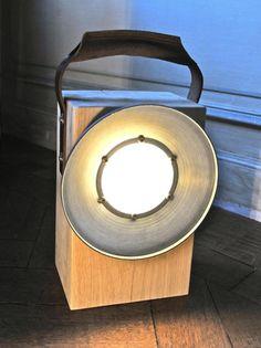 Bloom Block Lamp By Dick Van Hoff Tuin Barbecue Pinterest