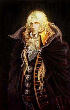 Alucard / Symphony of the Night.