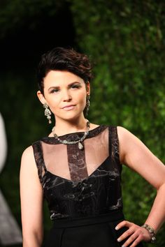 Vettri.Net - Ginnifer Goodwin - 2012 Vanity Fair Oscar Party Hosted By Graydon Carter - Photo 1