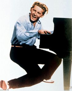 * Jerry Lee Lewis * USA. Rock 'n' Roll SuperStar.