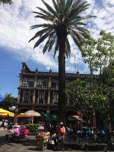 Cuernavaca, Morelos zocalo