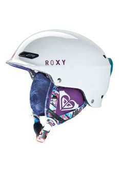 Roxy powder power ski helmet, 70 - Stylish Ski Wear