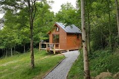 Lakeview Cabin - North Tipperary - Chalet - Get $25 credit with Airbnb if you sign up with this link http://www.airbnb.com/c/groberts22