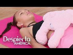 Yoga Niños - Para jugar y estudiar mejor - YouTube Youtube, Onesies, Paz Mental, Face, Despierta America, Yoga Photos, Toddler Yoga, Yoga Poses, Sons