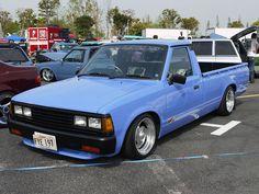 Nissan(Datsun) 720 Truck   Flickr - Photo Sharing!