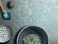 Revestimento de pisos/paredes de grés porcelânico LA CHIC MER by Unica by Target studio