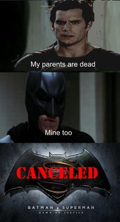 Batman v. Superman