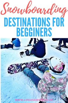 Snowboarding destination on a budget Snowboards, Snowboarding For Beginners, Snowboarding Women, Best Travel Journals, Summer Vacation Spots, Fun Winter Activities, Winter Hiking, Winter Travel, Lake George