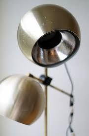 Bilderesultat for lampe 70-tall kule