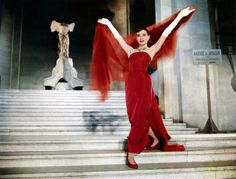 From 'Funny Face' 1957 Audrey Hepburn