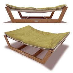 bamboo hammock dog bed bamboo-hammock-dog-bed-1