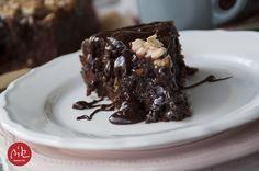najbardziej czekoladowe ciasto na świecie / sticky chocolate cake