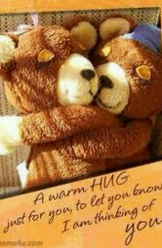 Good Day Quotes: Hug - Quotes Sayings Hugs And Kisses Quotes, Hug Quotes, Kissing Quotes, Hugs And Cuddles, Kiss Day Quotes, Qoutes, Night Quotes, Quotations, Funny Quotes