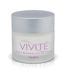 Vivite Night Renewal Facial Cream, cannot live without this cream!!!!