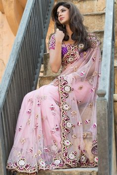 Bridal Wear Designer Sarees Collection 2013   http://just4evesboutique.in/online-sarees