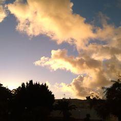 Canary Islands Photography: Nubes sobre Maspalomas en Gran Canaria