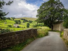 raindropsonroses-65: Swaledale near Crackpot, Yorkshire Dales by Bobrad on Flickr