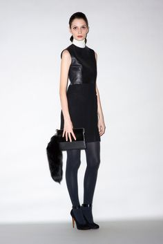 Céline Pre-Fall 2011 Collection Slideshow on Style.com