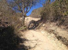 Car Wreck - Aliso Viejo Canyon Trail - Laguna Beach Hiking Trails