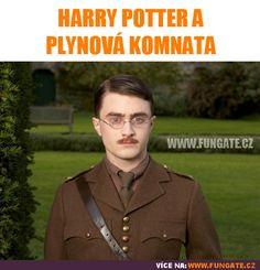 Harry Potter a plynová komnata