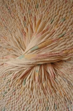 Wool, Silk and Thread Detail | Lisa DiQuinizo